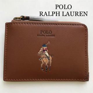 Ralph Lauren - 正規品 30周年記念 ポロラルフローレン ポロベア コインケース パスケース