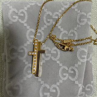 Gucci - セパレートクロス ネックレス グッチ