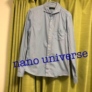 nano・universe - nano universe ナノユニバース メンズ 長袖シャツ L