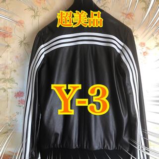 Y-3 - 【超美品】【Y-3】【adidas】ラムレザージャケット