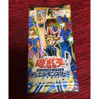 コナミ(KONAMI)の遊戯王 プレミアムパック4(Box/デッキ/パック)