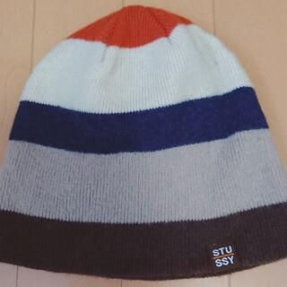 ステューシー(STUSSY)の☆STUSSYのニット帽(男女兼用)✨☆(ニット帽/ビーニー)