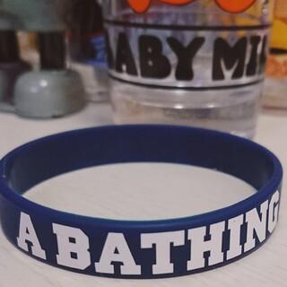 A BATHING APE - ☆A BATHING APEのシリコンラバーバンド(男女兼用)✨☆