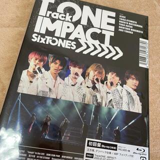 Johnny's - SixTONES/TrackONE-IMPACT- 初回盤 Blu-ray