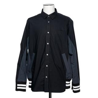 sacai - sacai MEN Cotton Poplin Shirt 2