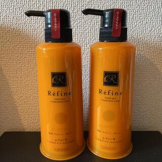 レフィーネ(Refine)の《新品》レフィーネ ヘッドスパトリートメントカラー 本体 300g(白髪染め)