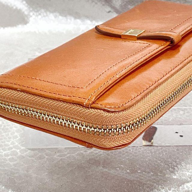 Dakota(ダコタ)のDakota ダコタ ラウンドファスナー 長財布 メンズ レディース ウォレット レディースのファッション小物(財布)の商品写真