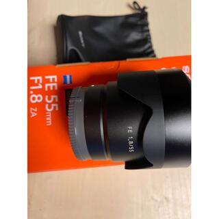 SONY - ソニー レンズ SEL55F18Z Sonnar T* FE 55mm F1.8
