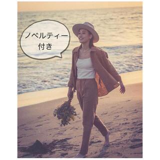シールームリン(SeaRoomlynn)の【Lim Tokyo】ノベルティー付き 大人気 完売 リネン パンツ (新品)(カジュアルパンツ)