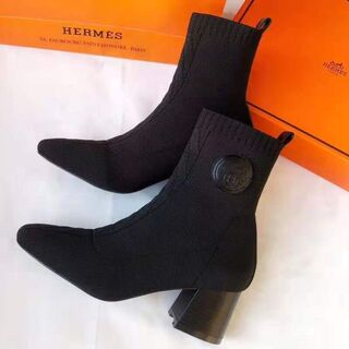 HERMES ブーツ
