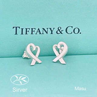 Tiffany & Co. - TIFFANY&Coティファニーラビングハートピアス