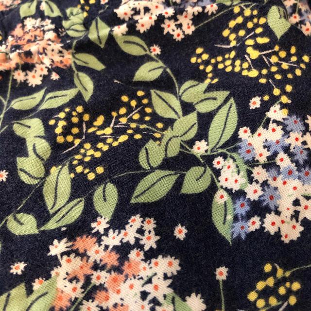 UNIQLO(ユニクロ)の花柄リラコ レディースのルームウェア/パジャマ(ルームウェア)の商品写真