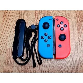 ニンテンドースイッチ(Nintendo Switch)のJoy-Con (L) ネオンブルー / (R) ネオンレッド(その他)