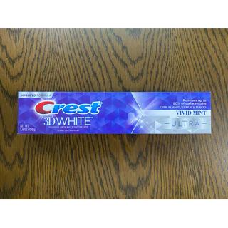 P&G - クレスト3Dホワイトニング歯磨き粉 【大容量タイプ158g】