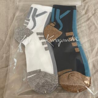 マメ(mame)のmamekurogouchi  Two Pack Sport Socks 靴下(ソックス)