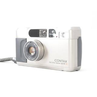 キョウセラ(京セラ)の★超新品級★CONTAX コンタックス T2 (フィルムカメラ)