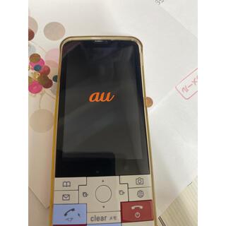 エーユー(au)のau携帯(携帯電話本体)