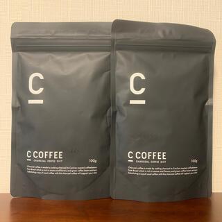 【C COFFEE】チャコールコーヒー ダイエット 100g × 2