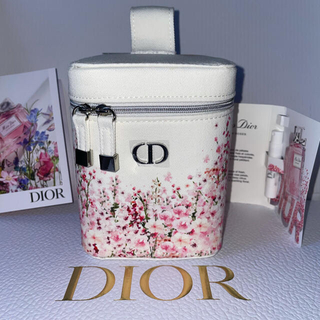クリスチャンディオール(Christian Dior)のDiorディオールノベルティ バニティ&オードゥトワレ(ポーチ)