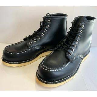 レッドウィング(REDWING)の純正 正規品REDWINGレッドウィング白底8179黒ブラック25.5cm7.5(ブーツ)