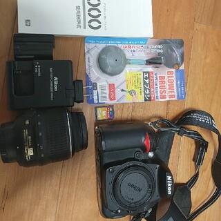 Nikon - Nikon D7000