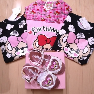 EARTHMAGIC - 即購入🆗💕 新品♡4点Set♡