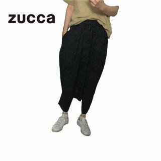 ズッカ(ZUCCa)の【zucca】デザインサルエルパンツ(サルエルパンツ)