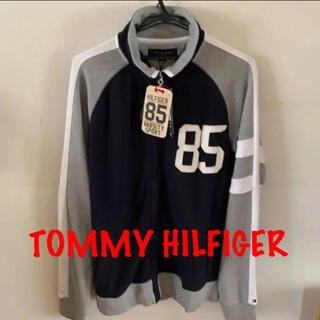 TOMMY HILFIGER - ★新品☆ TOMMY トミーヒルフィガー  綿 100% ジャンパー  XL