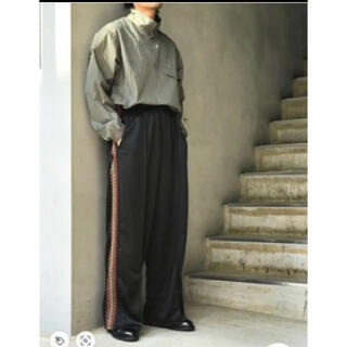 Needles - Toironier SIDE LINE BAGGY TRACK PANTS