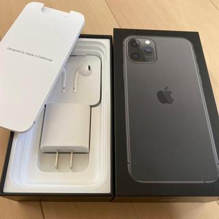 iPhone - iPhone11Pro 本体 64GB  美品 スペースグレイ