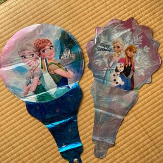 【2枚】アナと雪の女王 風船 バルーン 誕生日 ハロウィン パーティー(ウェルカムボード)
