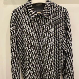 DIOR HOMME - Dior shirt knit オブリーク