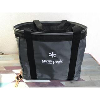 Snow Peak - スノーピーク 焼武者+ギアコンテナ