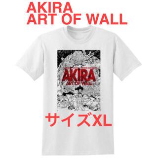 Supreme - 【PARCO渋谷 即完売】AKIRA:アートウォールコラージュ Tシャツ 白