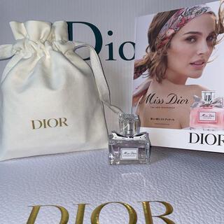 Diorミスディオール ブルーミングブーケ