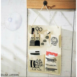 リサラーソン(Lisa Larson)のLISA LARSON. 小物入れ タペストリー(小物入れ)