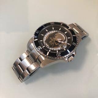 ルシアンペラフィネ(Lucien pellat-finet)のルシアンペラフィネ  スワロ付 腕時計  美品  (腕時計(アナログ))