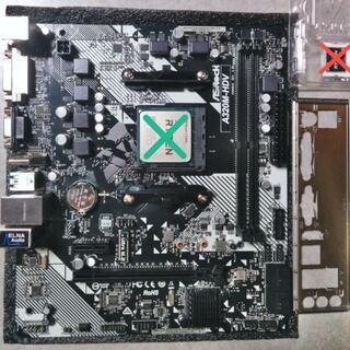 動作品 Ryzen5 3500+A320M-HDV R4.0 最新BIOS
