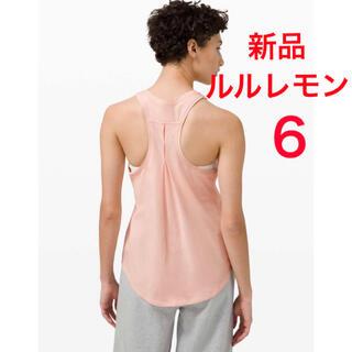 ルルレモン(lululemon)の新品 ルルレモン Love Tank Pleated(6)(タンクトップ)