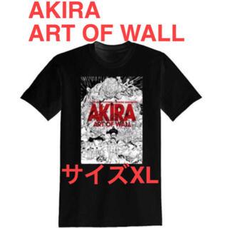 Supreme - 【PARCO渋谷 即完売】AKIRA:アートウォールコラージュ Tシャツ 黒