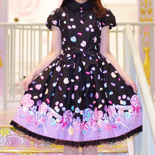 Angelic Pretty - 🍬Candy Treat ワンピ🍬
