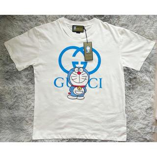 Gucci - 未使用■グッチ×ドラえもん DORAEMON GUCCI Tシャツ タグ付き