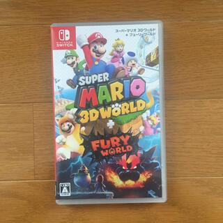 Nintendo Switch - スーパーマリオ 3Dワールド + フューリーワールド
