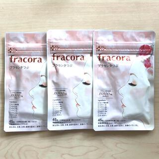 フラコラ - フラコラ プラセンタつぶ 45粒 3袋セット
