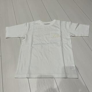 アニエスベー(agnes b.)のアニエスベー アンファン    Tシャツ カットソー   ホワイト 新品(Tシャツ/カットソー)