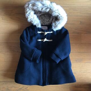 Zara girl baby コート ジャケット ウール