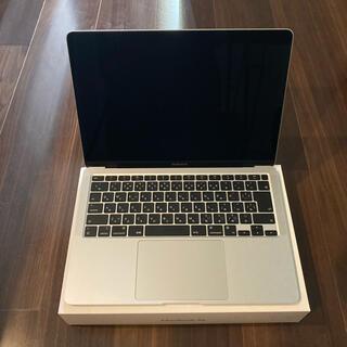 Apple - MacBook Air 2020 M1 シルバー 16GBメモリ