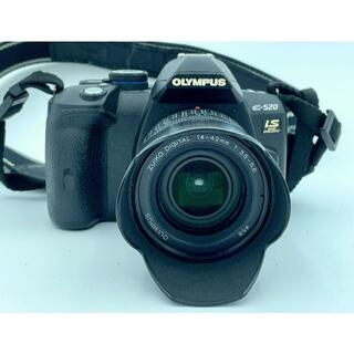 OLYMPUS -  ☆即決 オリンパス OLYMPUS デジタルカメラ Eー520  レンズキット