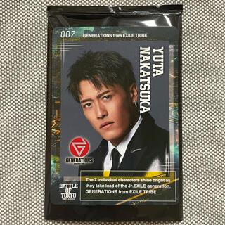 ジェネレーションズ(GENERATIONS)のBATTLE OF TOKYO 中務裕太 BOTカード(男性タレント)