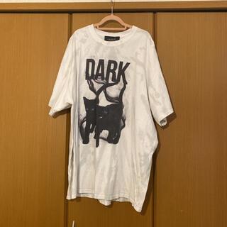 ミルクボーイ(MILKBOY)のMILKBOY DARK cat ビッグTシャツ(Tシャツ/カットソー(半袖/袖なし))